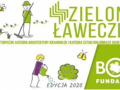 Zielona Ławeczka - edycja 2020